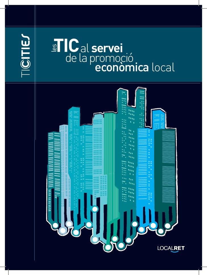 Les tic al_servei_de_la_promocio_economica_local_infonomia