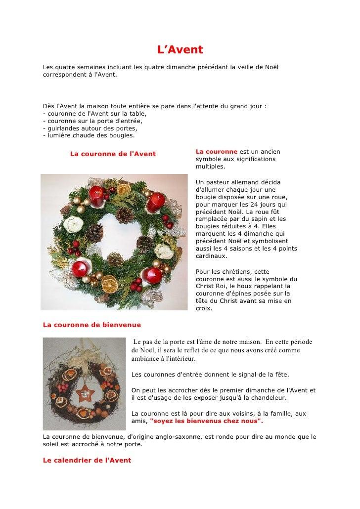 Les traditions de no l - Noel en france les traditions ...
