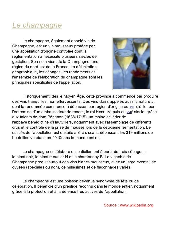 Le Champagne - Tato y Suegro