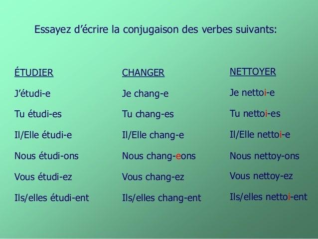 essayer conjugation Essayer conjugation table english - graphic design homework help в дневные часы экзотический интерьер как нельзя лучше.