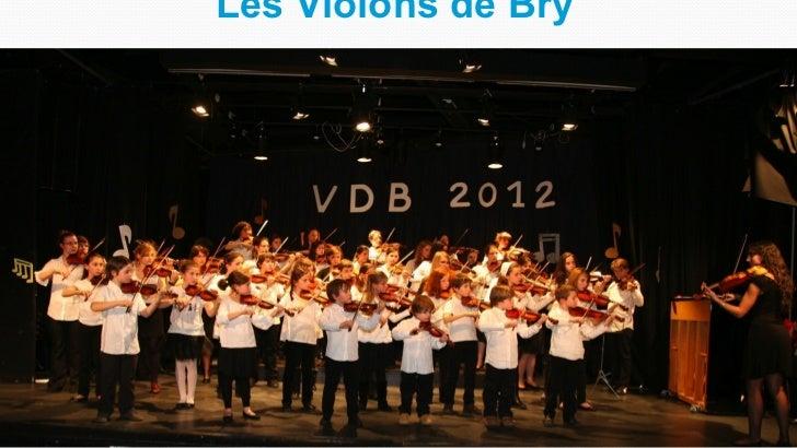 Les Violons de Bry