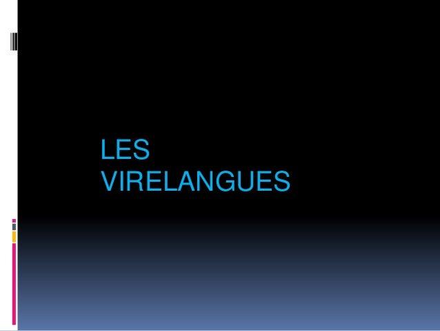 Les Virelangues