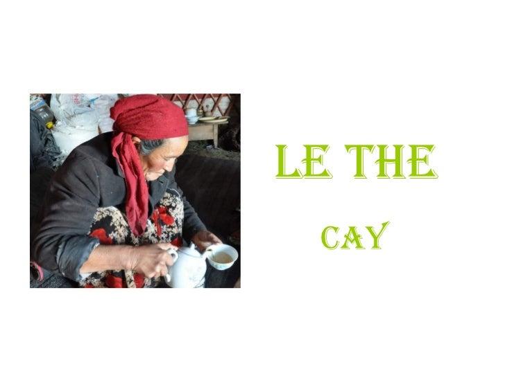 Le the Cay