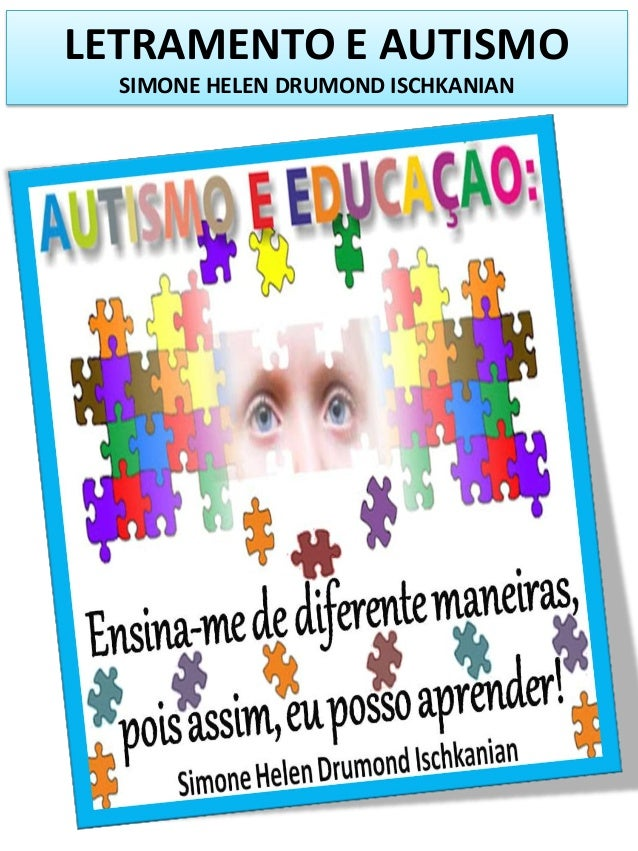 Letramento e autismo 1
