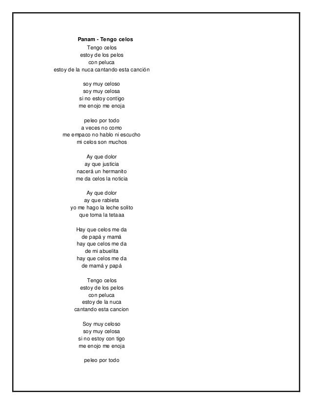 1 letras canciones: