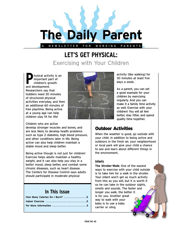 TheDailyParent                             A           NEWSLETTER                                                   FOR   ...