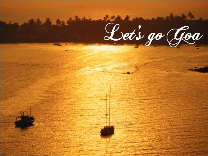 Lets Go Goa