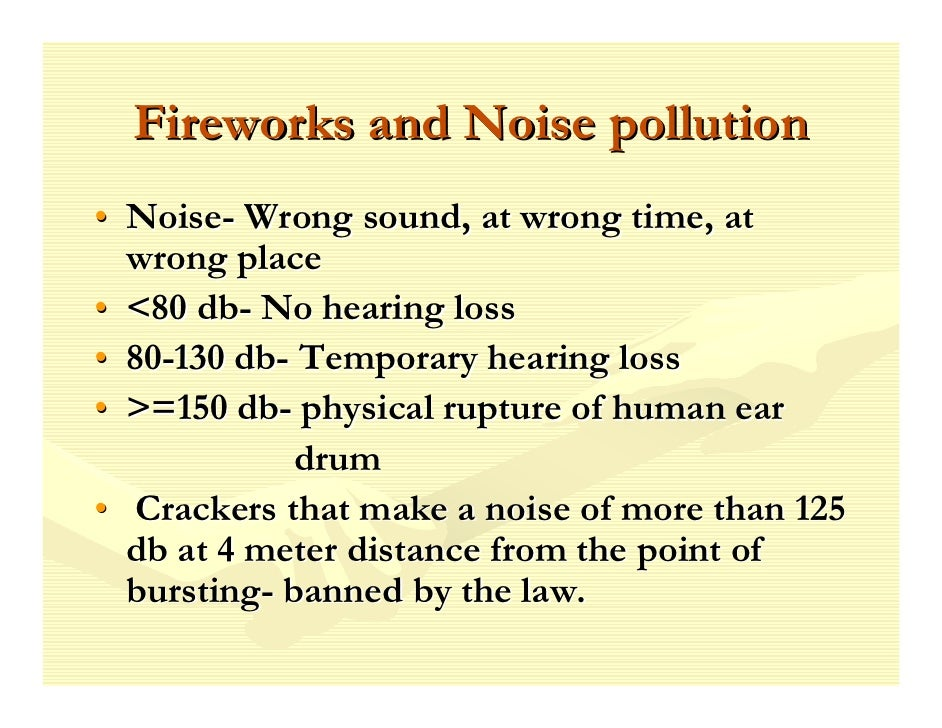 essay on growing sound pollution About 100 million americans are exposed to noise pollution that may be the louder the sound noise is a prototypal environmental stressor of growing.