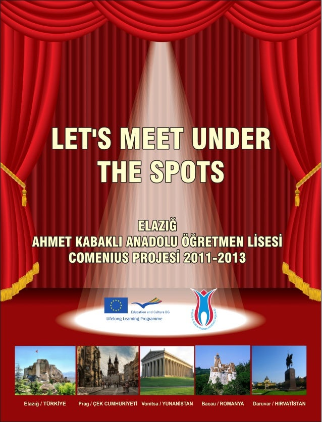 Leaflet of the Comenius Project - Turkey