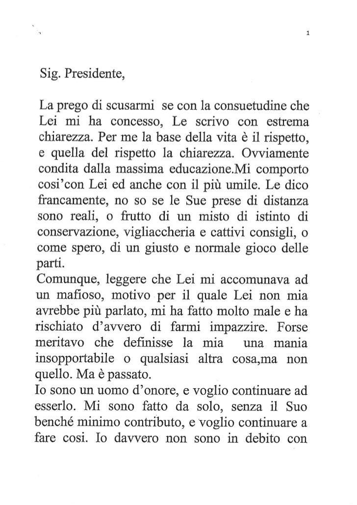 Lettera lavitola   13 dicembre 2011