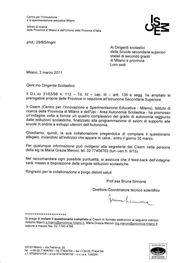 dE  Centroper linnovazione  e la sperimentazione                     educativa                             Milano lstituto...