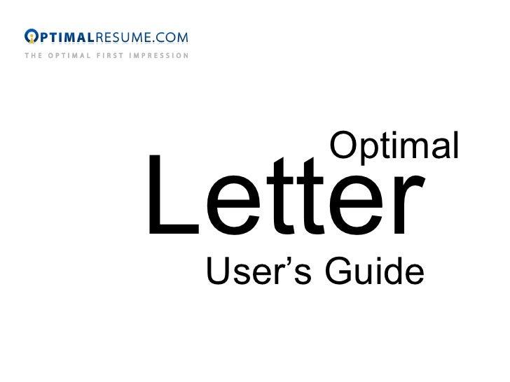 Letter Builder Guide