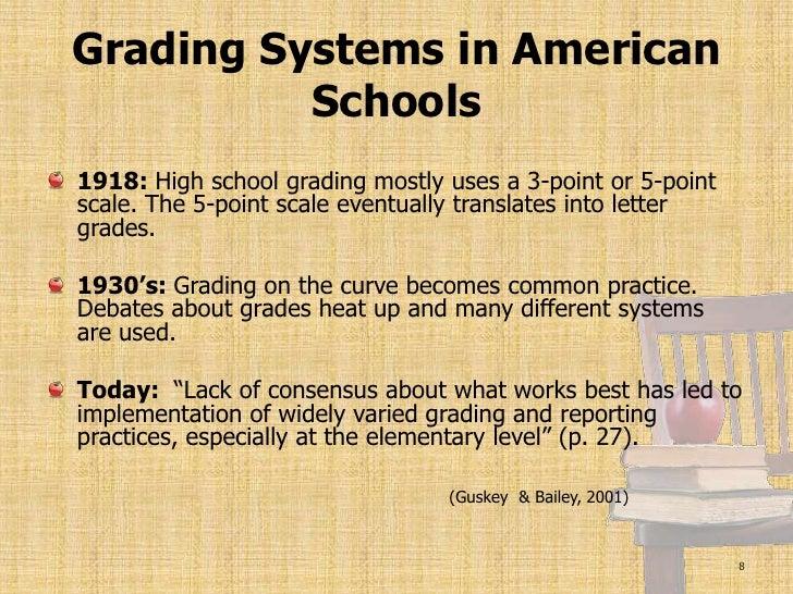 School Letter Grades High School Grading Mostly