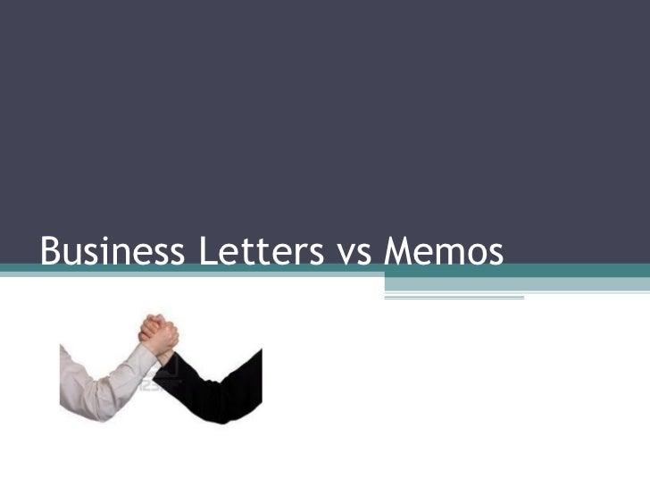 Business Letter Vs Memo 28 Images Letter Format Vs