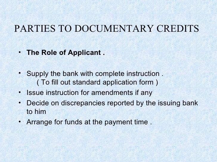 standard credit application template