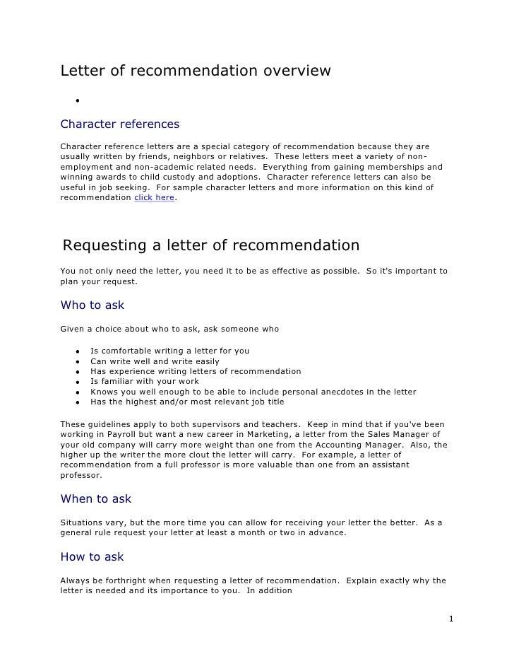 Character Letter For A Child Custody Court Hearing. Letter Sample ...