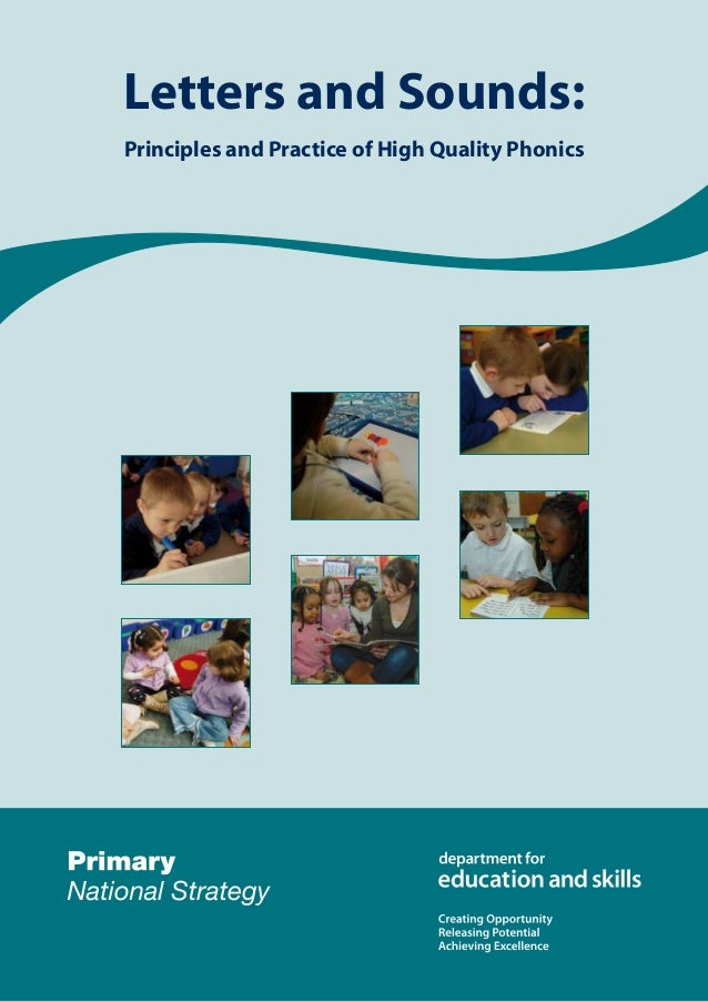 Fabulous Phonics: a creative approach to teaching reading and writing