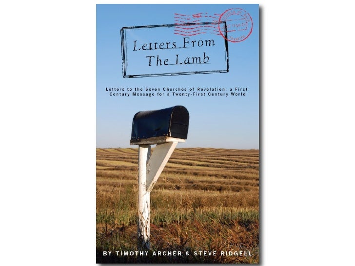 Letters From The Lamb book video