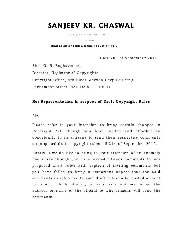 SANJEEV KR. CHASWAL                    LL.M (IPR & ARB AND ADR)                               Advocate         HIGH COURT ...