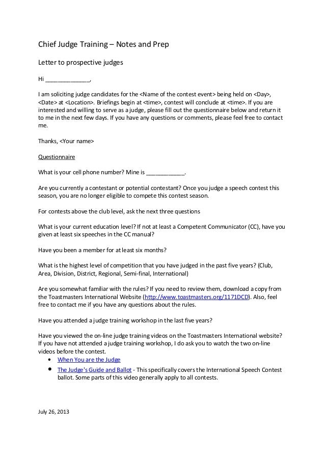 Comunity Enrichment Cover Letter