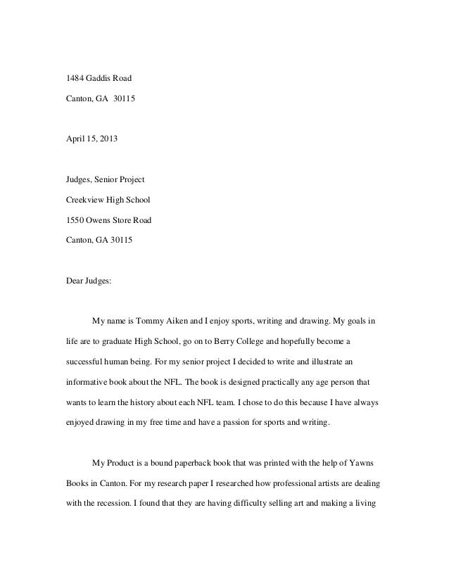 template formal business letter