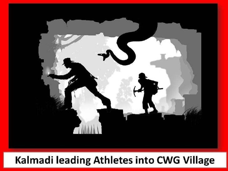 CWG - India's Clowning Glory!