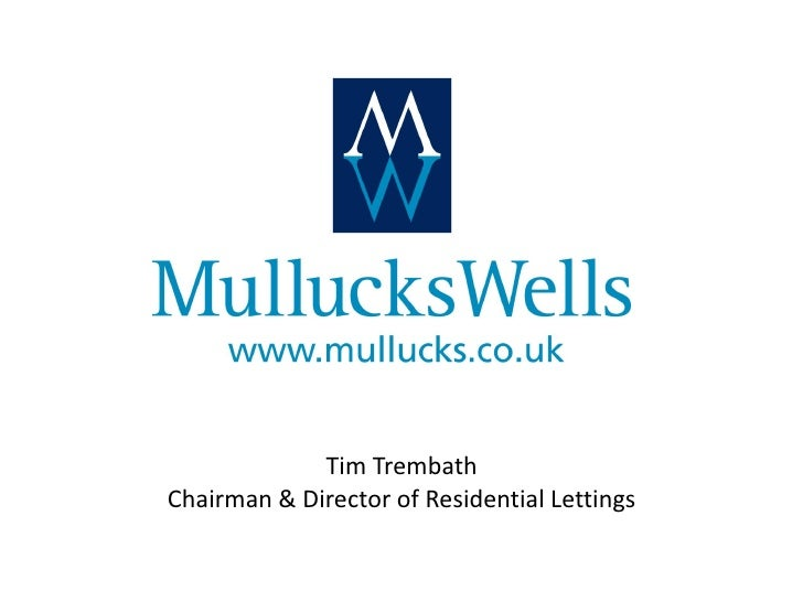 Tim TrembathChairman & Director of Residential Lettings