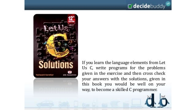 C SOLUTIONS BY YASHWANT KANETKAR DOWNLOAD