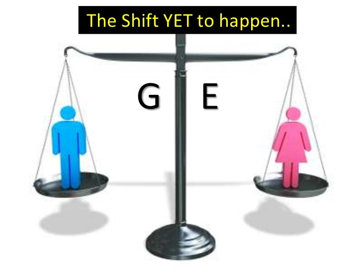 The Shift YET to happen..<br />G<br />E<br />