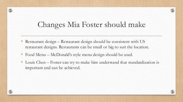 what should mia foster do about louis chen Attachments levendary_casedocx what should mia foster do about louis chen foster must define the role of chen read more by clicking on the button below.