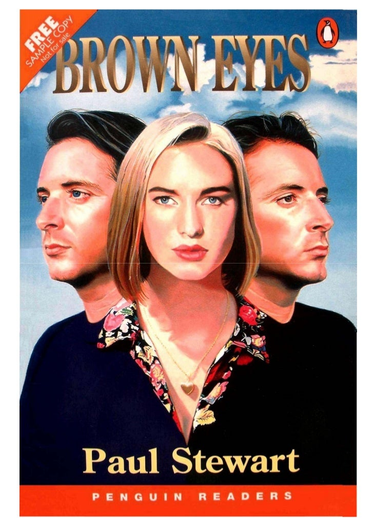Brown Eyes'A man is pretending to be me,' I said. 'Why?'   Every year, Peter and Susan Reed go to Lea-on-Sea for their hol...