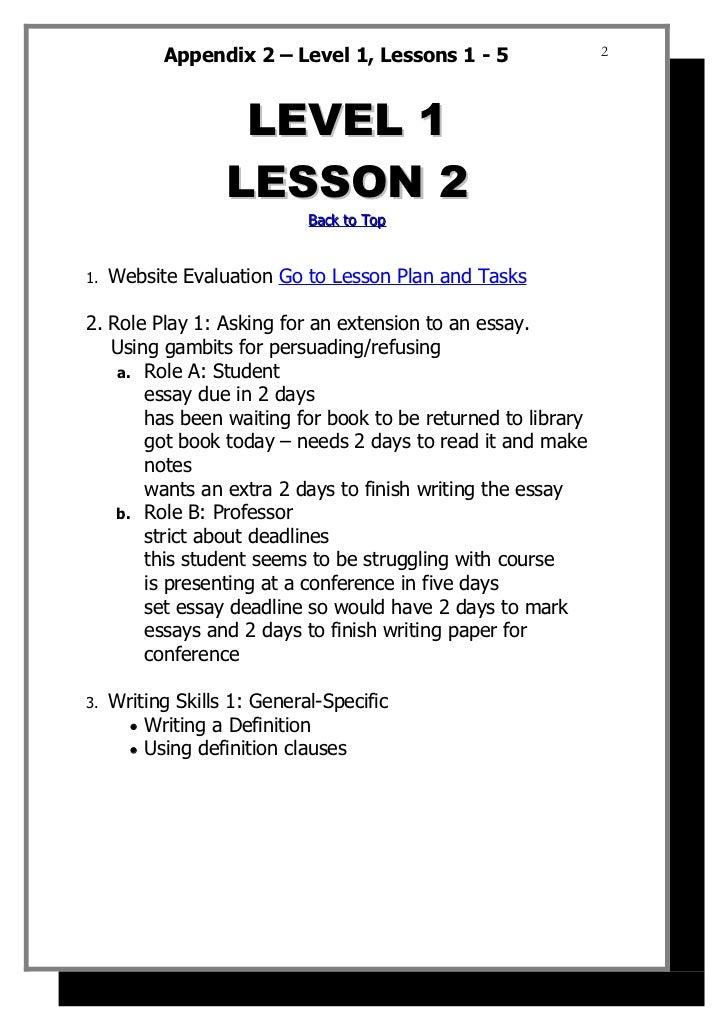 huffman essay