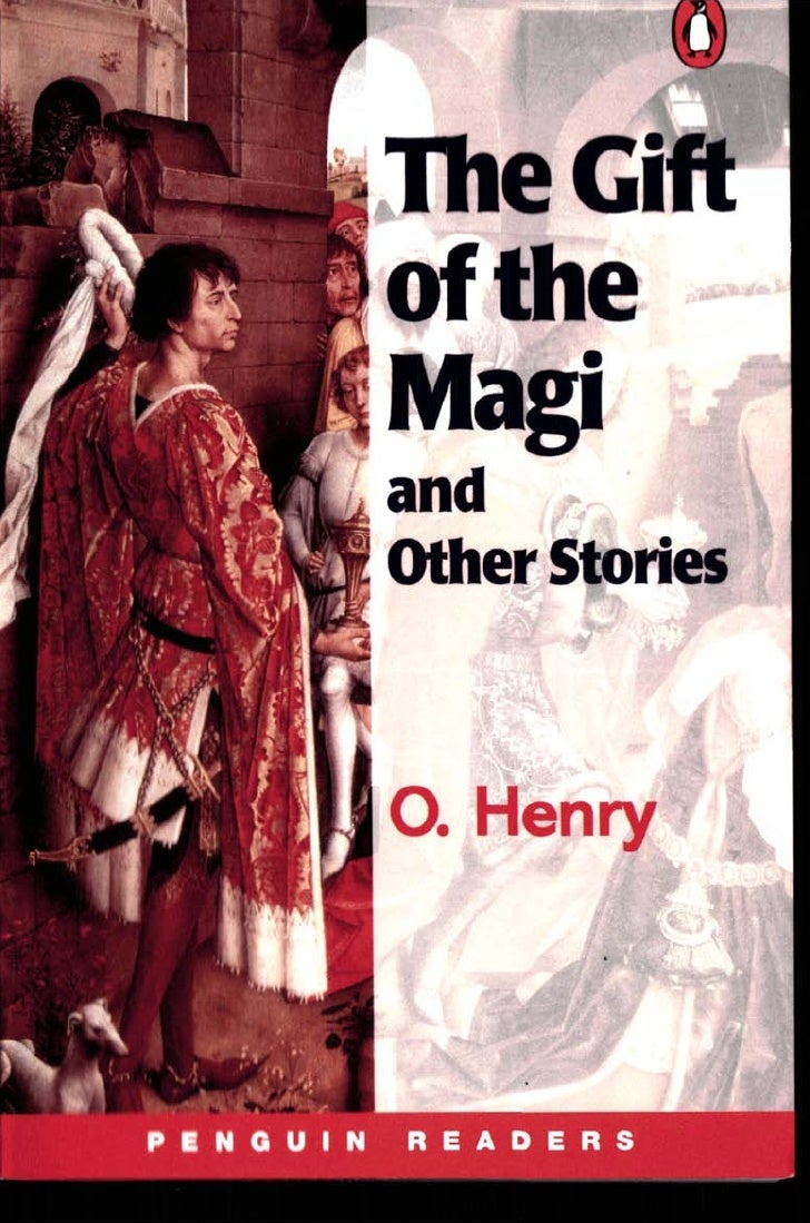 gift of the magi The gift of the magi - a short story by o henry a delightful christmas classic about a young married couple with very little money who each, without telling the other, give up something of value to earn money to buy the other a special christmas gift it is a sentimental love story with a twist ending that gives a moral lesson.