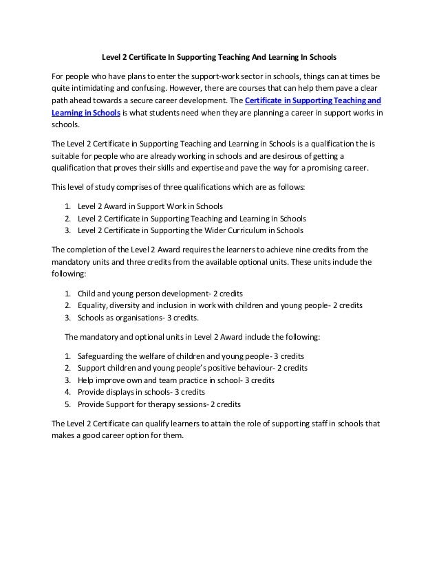 level supporting teaching and learning in Teaching assistants handbook for level 2 supporting teaching and learning in schools teaching assistant's handbook for level 2: supporting , buy teaching assistant's.