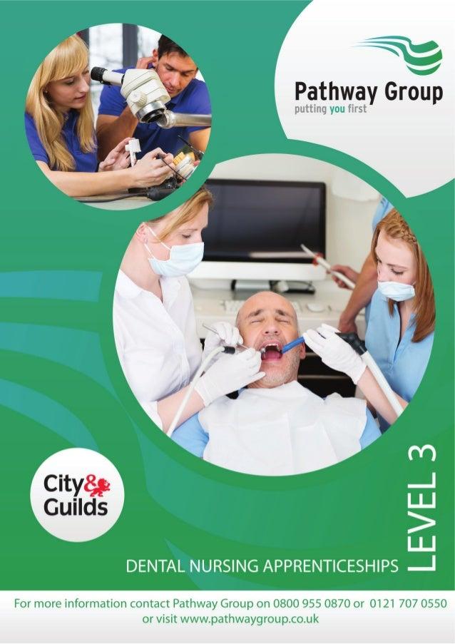 Dental Nursing Apprenticeships, Level 3