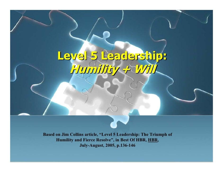 Level5 Unslides