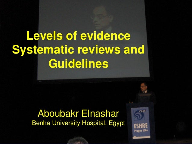 goodwin 2009 evidence-based guidelines