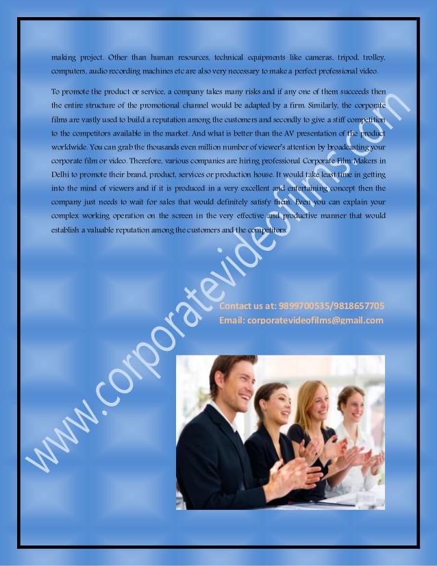 leverage-of-corporate-vidio- ...