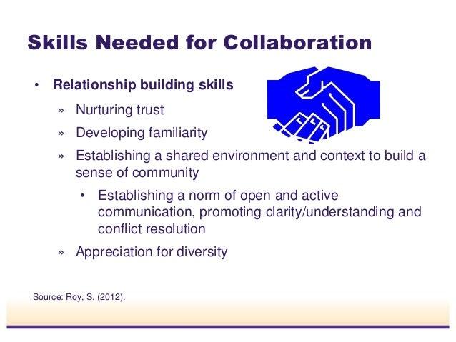 Building Work Relationships Relationship Building