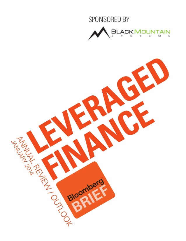 Leveraged Finance Annual Review / Outlook 2014
