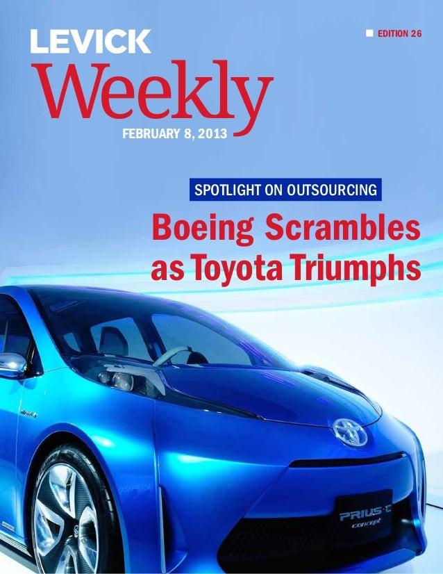 LEVICK Weekly - Feb 8 2013
