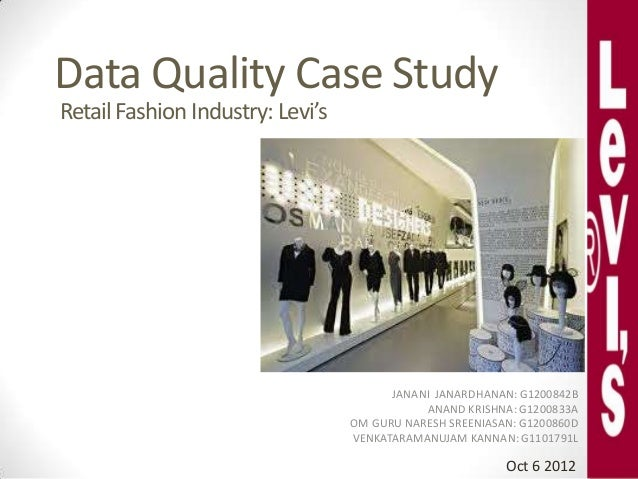 it for fast fashion case study