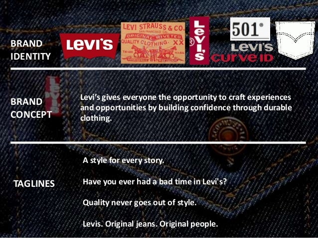 company overview of levis To get retailers on board with levi's, the company is offering more competitive microsoft word - aroq_levi_strauss_profiledoc author: wjohnston created date.
