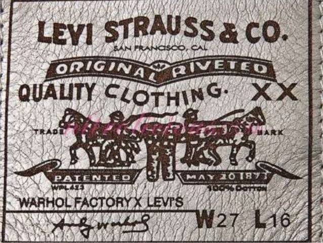 Levi Strauss makes history