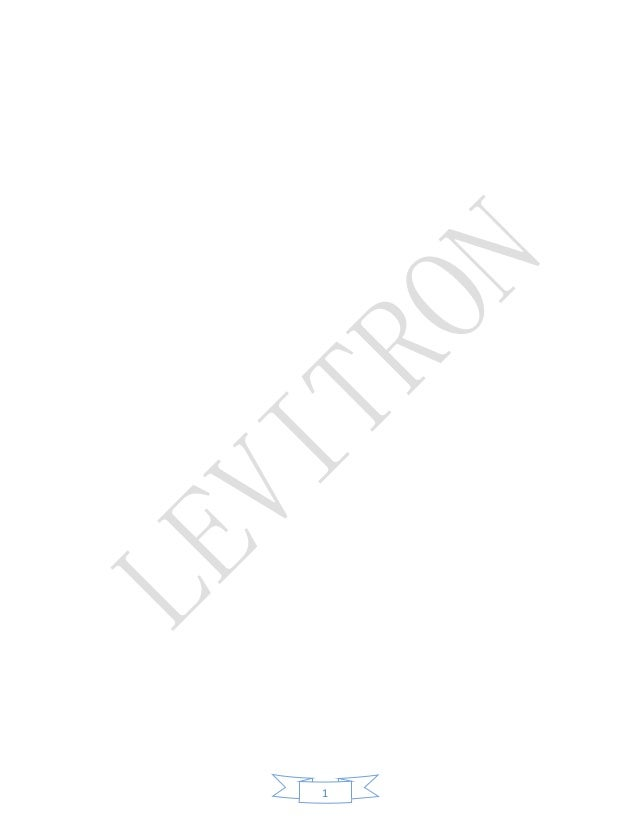Proyecto Levitron