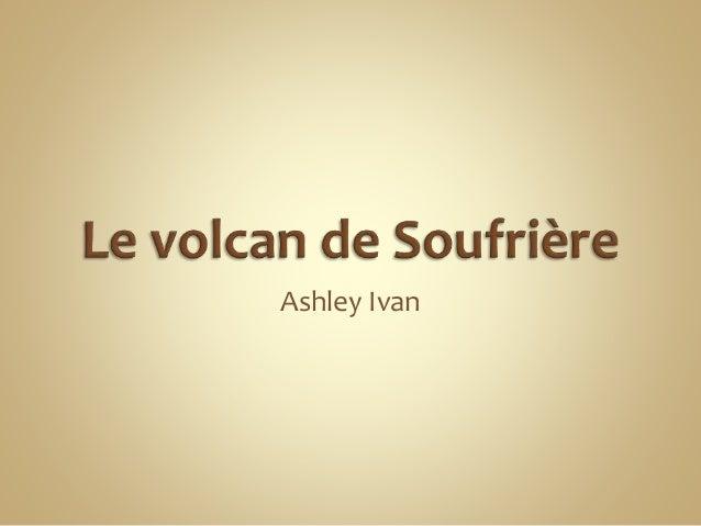 Ashley Ivan