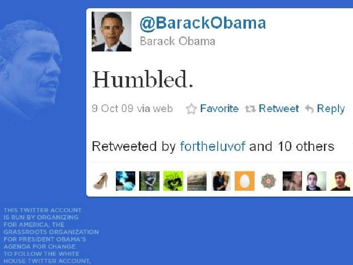 Twitter Diplomacy (Twiplomacy) - #LeWeb 2010