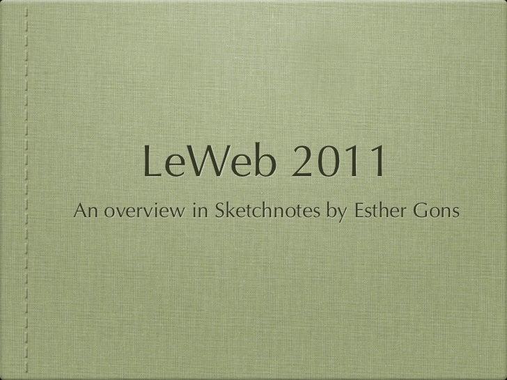Leweb2011