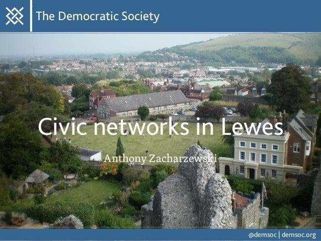 Lewes at SEEMP