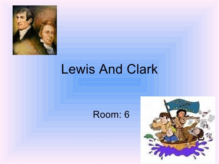 Lewis And Clark Room: 6
